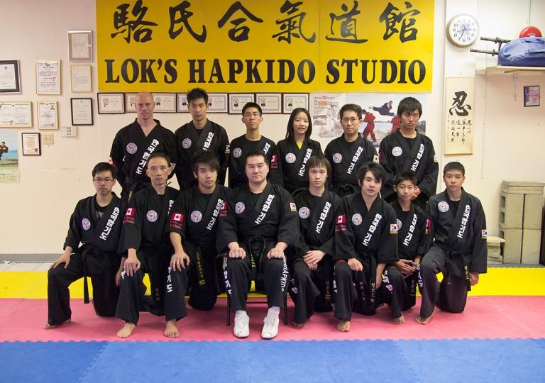 Black Belt Test 2019 黑帶考試2019